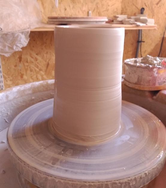 Au départ un cylindre