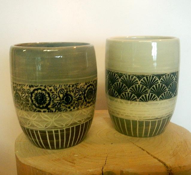 mugs gris