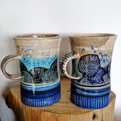 Paire mugs bobine PM0104 (réservés)